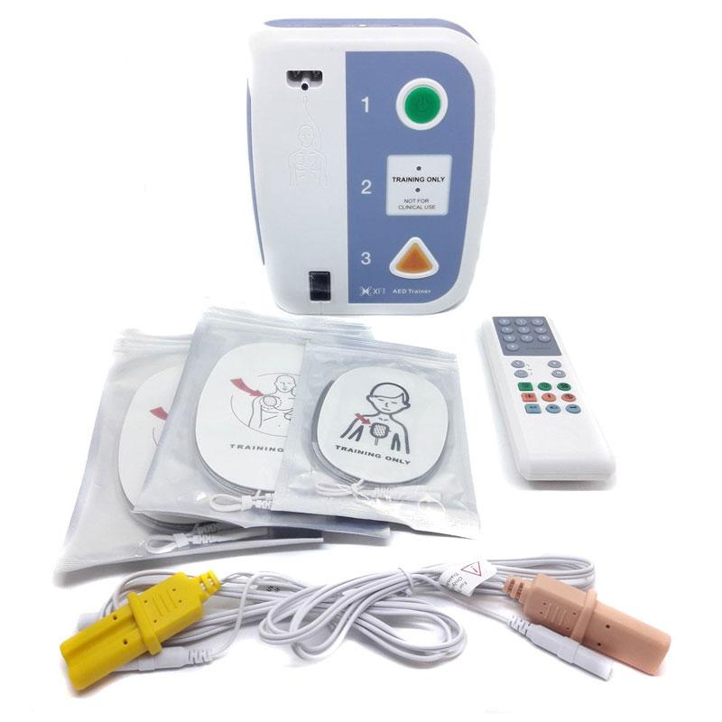 סימולטור דפיברילטור אוניברסאלי AED אנגלית / עברית