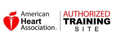 american heart association authorized training site