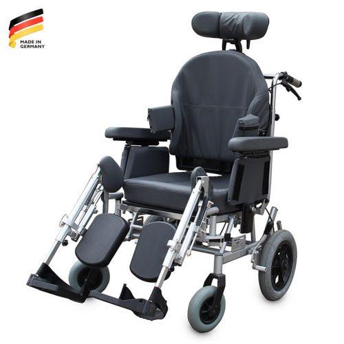 כסא גלגלים סיעודי טילט אין ספייס דגם TRITON