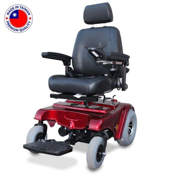 כסא גלגלים ממונע דגם MAMBO 512