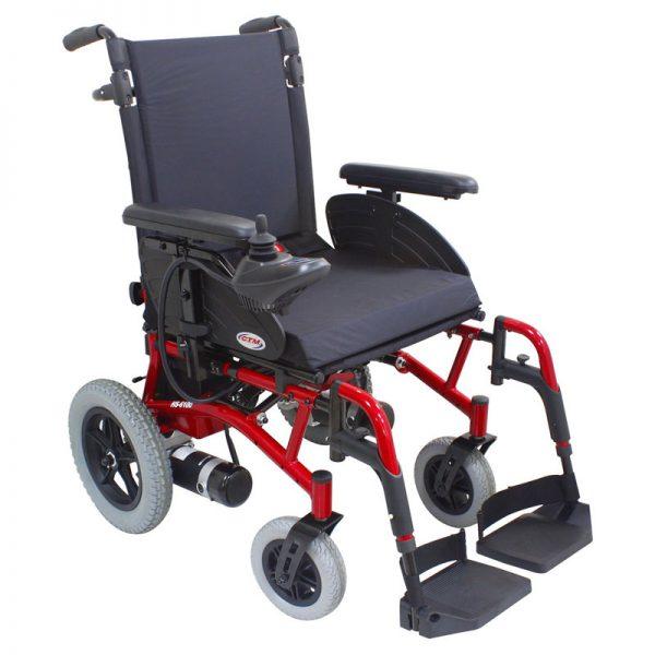כסא גלגלים ממונע מתקפל דגם 6100