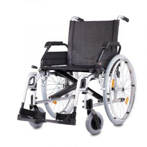 """כסא גלגלים קל משקל עד 170 ק""""ג Pyro Start Plus"""