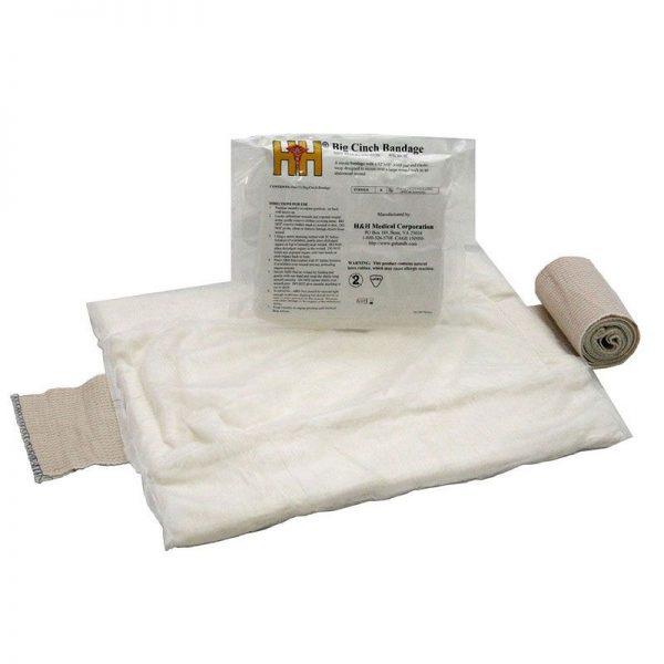 תחבושת בטן גדולה 6510-01-532-8930 Big Cinch Abdominal Bandage