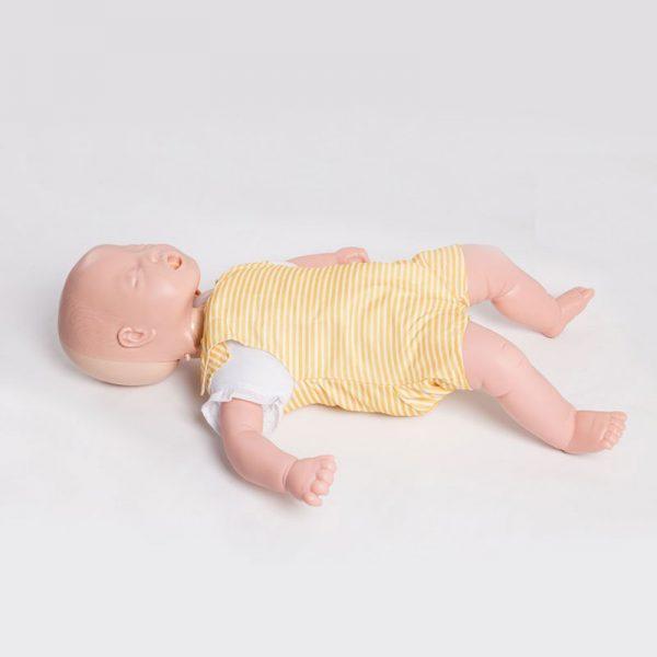 בובת תינוק סטנדרטית לתרגול החייאה בסיסית BLS