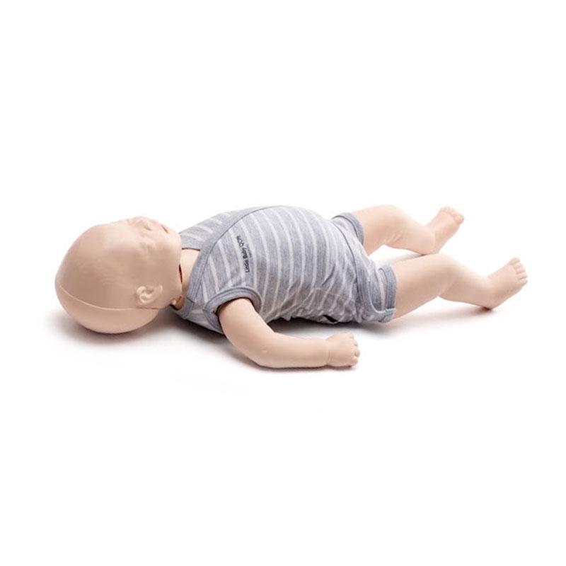 בובת תינוק סטנדרטית לתרגול החייאה בסיסית BLS עם משוב QCPR