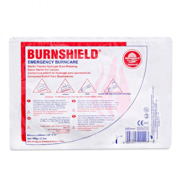 פד ברנשילד לחבישת כוויות Burnshield גודל 60x40