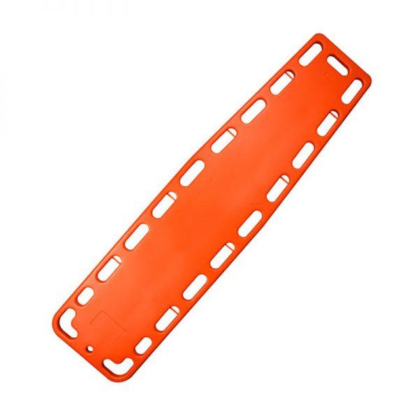 לוח גב (Spine board) פלסטיק קשיח לפינוי