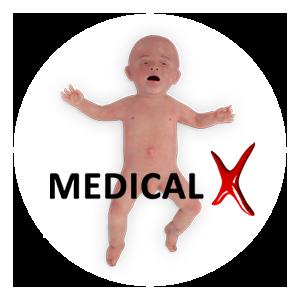 בובות Medical-X מתקדמות