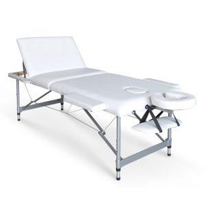 מיטת אלומיניום עם גב מתרומם Anlite III