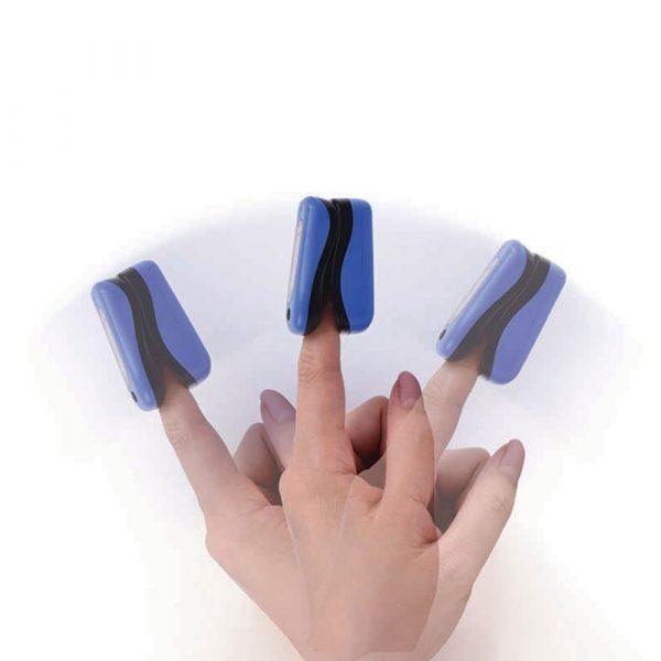 מד סטורציה (פאלסאוקסימטר) אצבע MIC-60B1