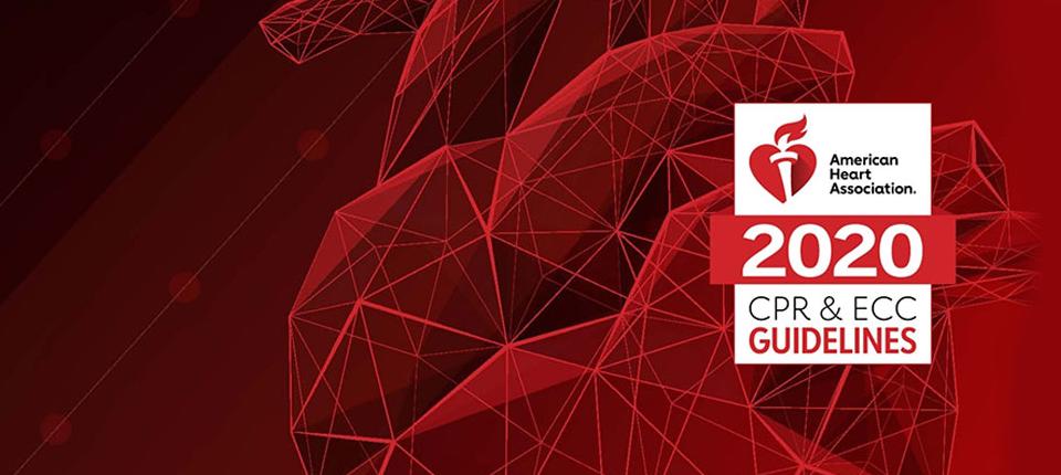 דגשים של 2020 Association Heart American הנחיות להחייאת לב-ריאה וטיפול קרדיווסקולרי דחוף