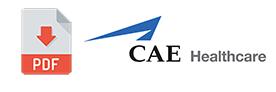 קטלוג סימולציה רפואית CAE